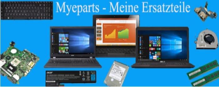 Myeparts Ersatzteile Notebooks