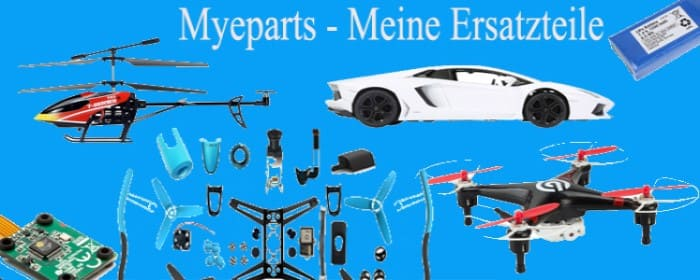 Myeparts Ersatzteile Modellbau