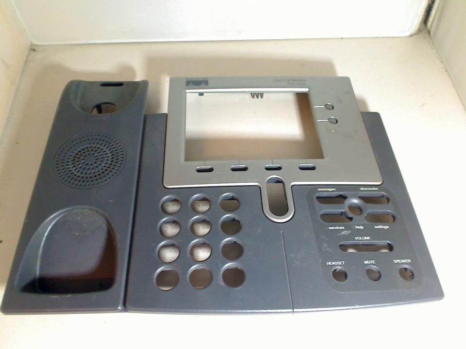 Gehäuse Front Abdeckung Vorne Cisco IP Phone 7941 CP-7941G