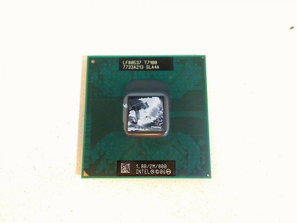 18 GHz Intel Core 2 Duo T7100 SLA4A CPU Dell Latitude D830