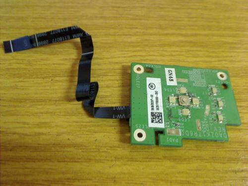 Power Switch power switch from Acer Aspire 6530 ZK3