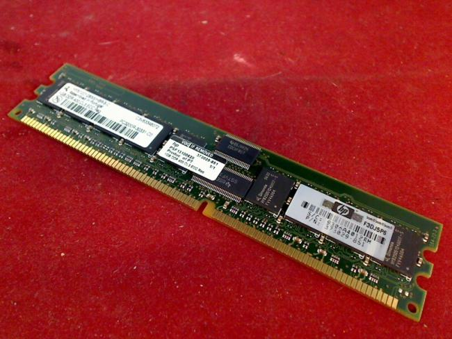 1GB DDR 400 PC3200 RAM Arbeitsspeicher 373029-851 HP ProLiant ML330 G3